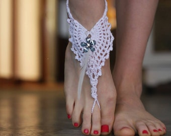 Flower Child Collection Barefoot Sandals