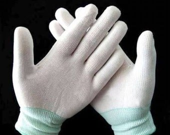Quilting gloves