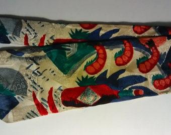 303.  Tabasco necktie
