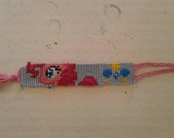 My Little Pony Pinkie Pie Friendship Bracelet