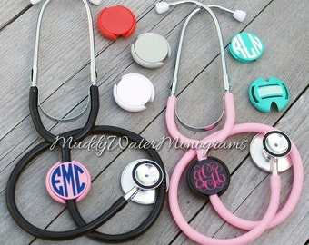 Stethoscope Name Tag ID Cover