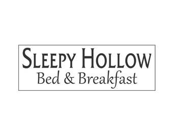 Cute Bed Breakfast Sleepy Hollow