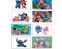 Popular items for lilo and stitch on etsy for Lilo and stitch arts and crafts