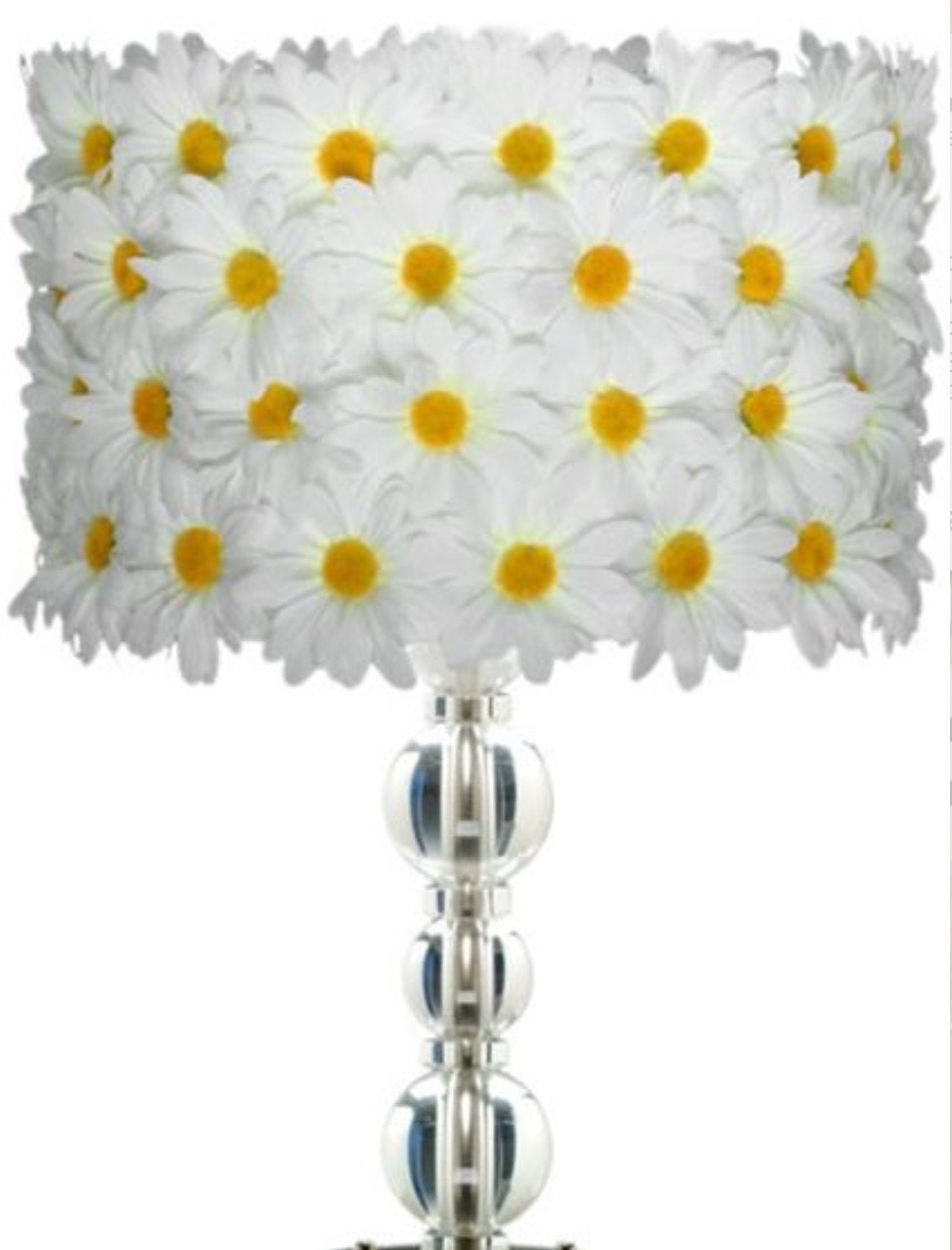 daisy lamp shade free shipping. Black Bedroom Furniture Sets. Home Design Ideas