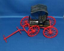 Vintage John Deere Reliance Buggy 1/16 Scale Die-Cast Commemorative 1899-1923