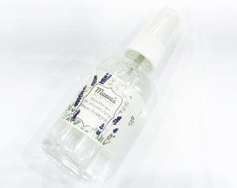 Linen and Air Spray - essential oil