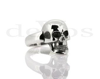 Skull Ring - Small Skull