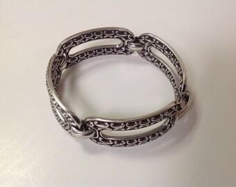 Vintage Brighton Link Bracelet