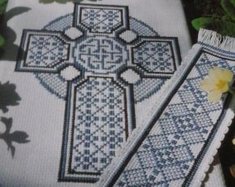 christian cross stitch book
