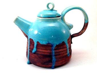 Ceramic Teapot, Handmade Teapot, Potery Teapot