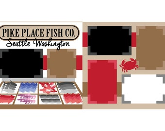 Pikes Place Fish Co (627)
