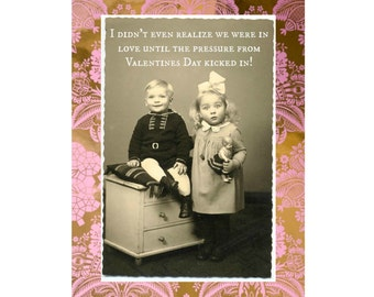 Funny Valentine - Valentine Pressure