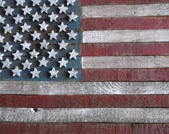 American Flag with 50 stars