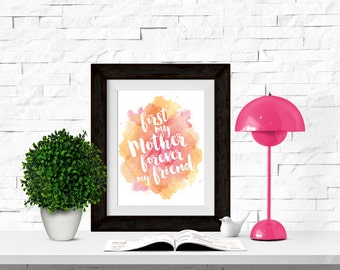 Mother's Day 8x10 Printable