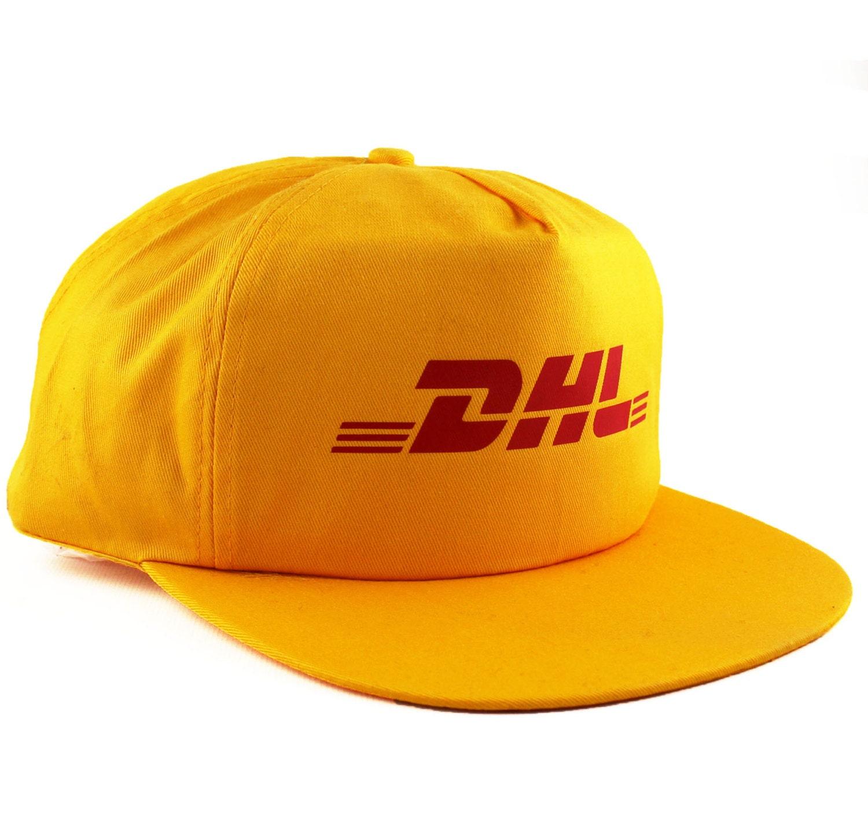 Vintage Dhl Snapback Hat Cap New