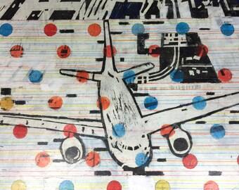 Saatchi-artist LAURA MICHELINO painting. Original art wirk, no print. Pop art, graffiti, street art, Banksy, OBEY.
