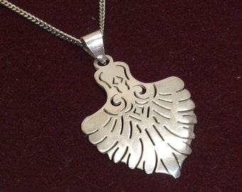Indian jewelry charm 925 Silver necklace pendant SK214
