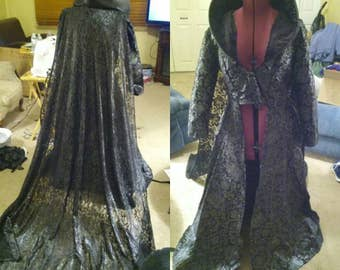 Evil Queen Jacket and Cape