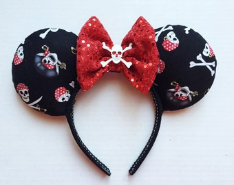 Pirates of the Caribbean Mouse Ears