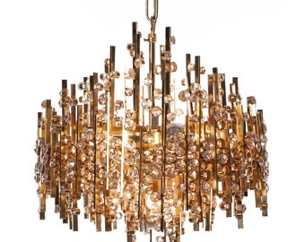 Palwa | 5 light chandelier | 1950's