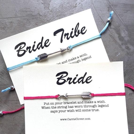 Bride tribe Bachelorette favors