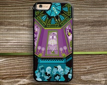 Haunted Mansion Stretching Paint case iPhone 6s 5s 5c 4s 6 Plus case, iPod 4 5 6 case, Samsung Case, HTC Xperia Nexus LG G3 G4 iPad case