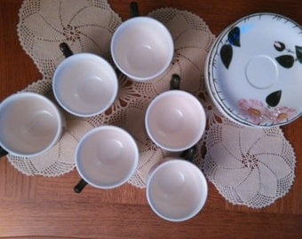 Villeroy&Boch Cups and Saucers