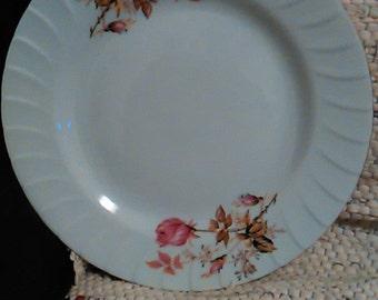 """Iranin """"Zarin"""" Porcelain Plate"""