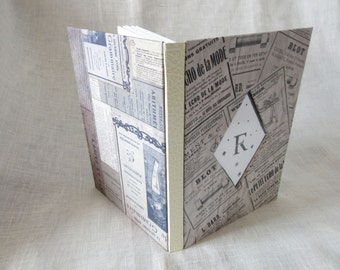 Blank book - exquisite corpse - Imagination