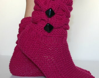 house shoes women, slipper socks, house shoes, house slippers, slippers socks, womens slippers, gift for sister, gift for her, pink slippers