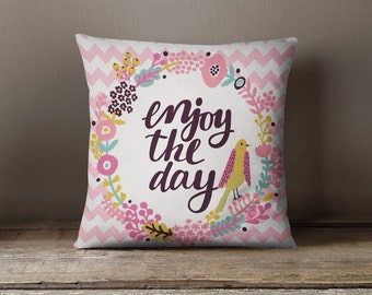 Pillows with Sayings | Gifts for Her | Motivational Pillow | Inspirational Pillow | Quote Decor | Quote Pillow | Inspirational Decor