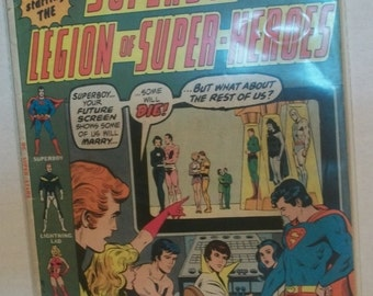 1976 DC Super-Stars  #3  Starring Superboy And The Legion OF Super-Heroes Good Condition Vintage DC Comic Book