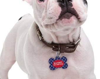 Personalized Pet Tag - Personalized Dog Tag - Pet Tags - Dog Tags - Pet ID Tags