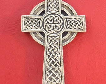 "The ""Caledonia"" Celtic Cross"