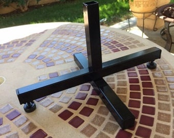 Wine Table Stand by D&C Designs