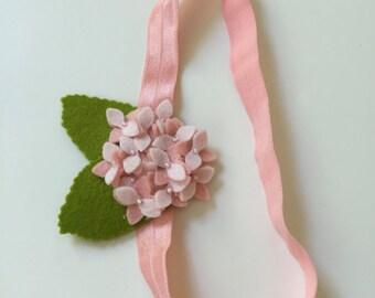 Hattie Hydrangea Headband