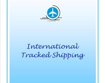 International tracked shipping