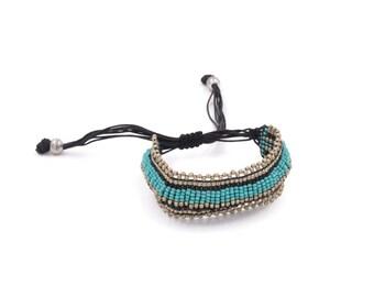 Handmade Beaded Bracelet Soma
