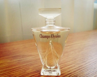 Guerlain Champs Elysees EDT 5 ml miniature , collectible rare