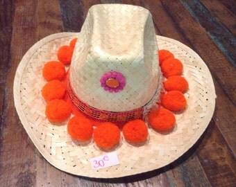 Handmade Ibiza hat