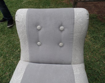 SOLD-Chaise Lounge,Armchair,Daybed, Chair,Accent Chair