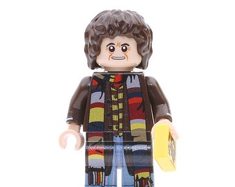 Tom Baker - Custom Minifigure