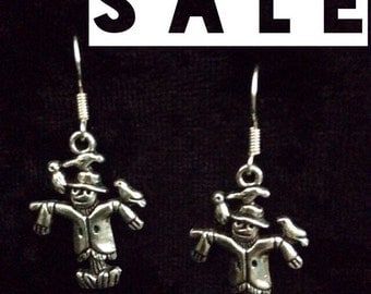 SALE ! JEEPERS CREEPERS scarecrow earrings