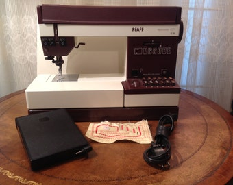 PFAFF Sewing Machine, Model 1171 and Accessories