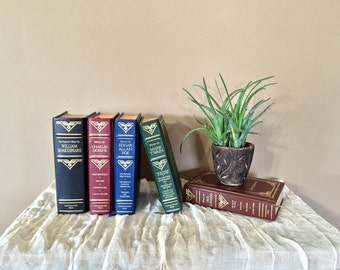 The Complete Works of Various Authors Set of Five / Vintage Books