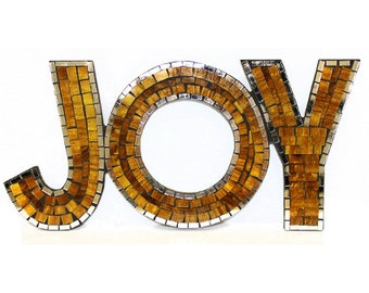 Mosaic Word - Joy