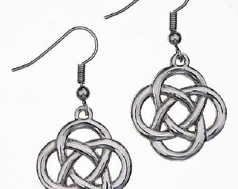 Jura Knot Earrings