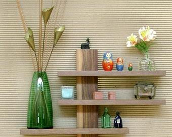 Wooden shelves, wood shelf, shelves, shelf set, modular shelves, wall decor, living room decor, kitchen decor, woodworking, movable shelves