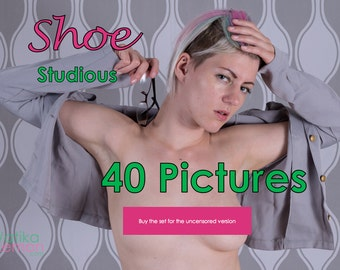 Shoe - Studious - (Mature, Contains Nudity) - 40 Pictures