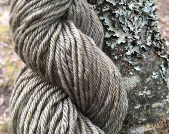 Naturally Dyed Yarn--Yggdrasil